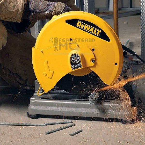 Máy cắt sắt DeWalt D28720 cho đường cắt chính xác